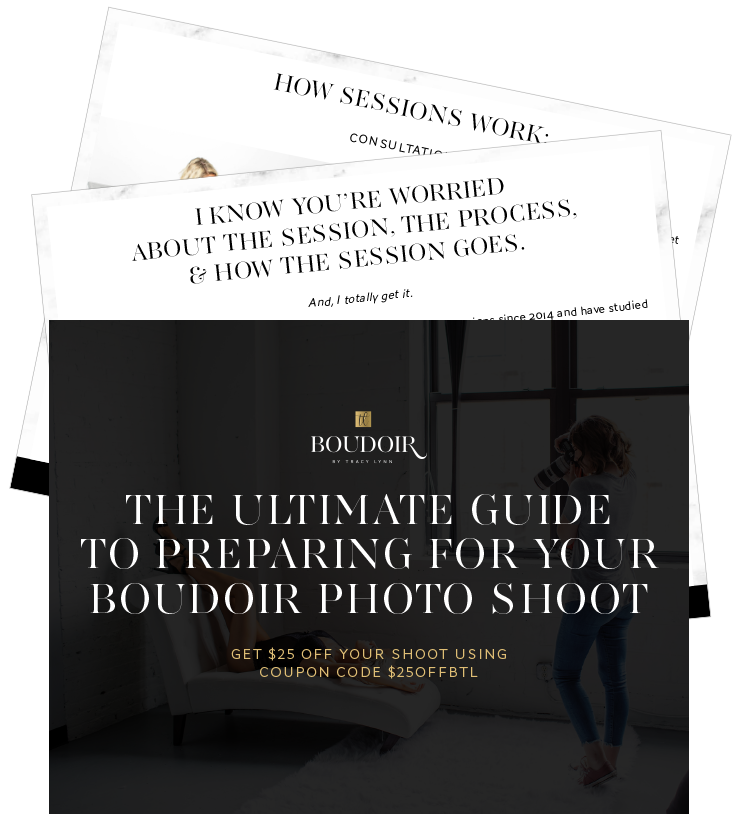 The Ultimate Guide to Preparing for your Boudoir Photo Shoot